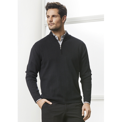 Picture of Mens 80/20 Wool-Rich Pullover