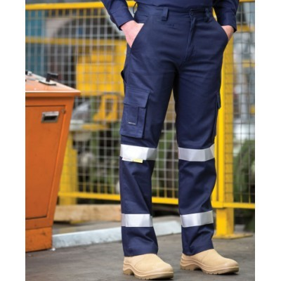 Picture of JB'S M/RISED MULTI POCKET PANT WITH REFLECTIVE TAPE R