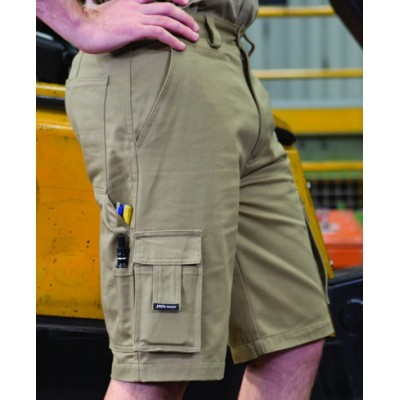 Picture of JB'S M/RISED MULTI PKT SHORT  R