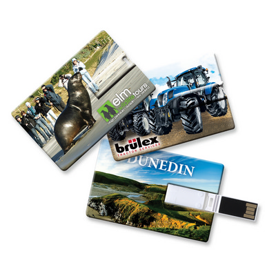 Picture of Credit Card Flash Drive 16GB