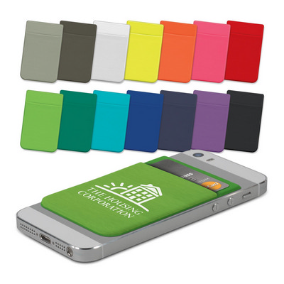 Picture of Lycra Phone Wallet