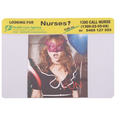 Lift Top Mouse Pad