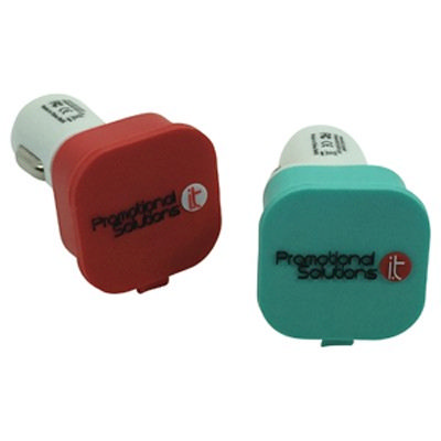 Custom Moulded Car Charger