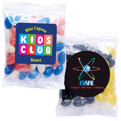 Picture of Corporate Colour Mini Jelly Beans in 50
