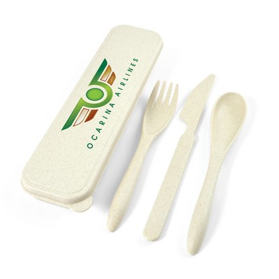 Picture of Delish Eco Cutlery Set