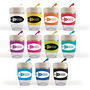 Vienna Glass Eco Cup  Silicone Band