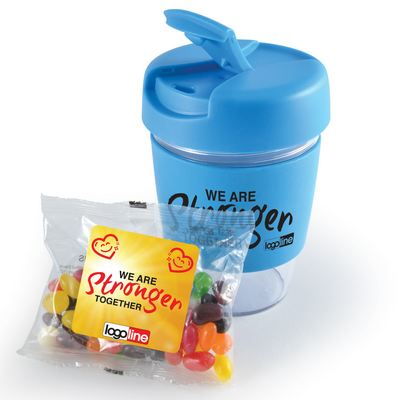 Picture of Kick Coffee Cup with Jelly Beans