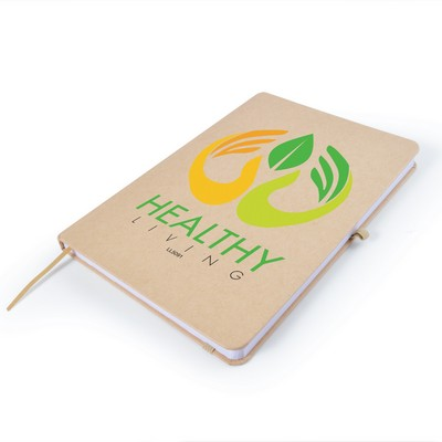 Picture of Venture A5 Natural Notebook
