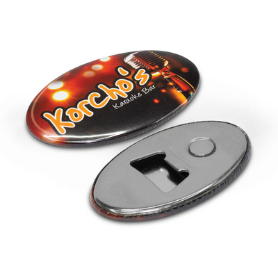 Picture of Fridge Magnet Bottle Opener