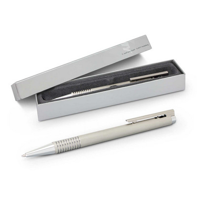 Picture of Lamy Logo Pen - Brushed Steel