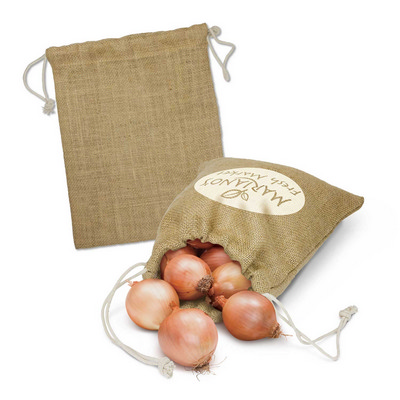 Picture of Jute Produce Bag - Medium