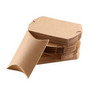 Large Brown Kraft Pillow Box(170 x 140 x