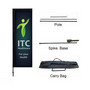 Small(701800cm) Rectangular Banners