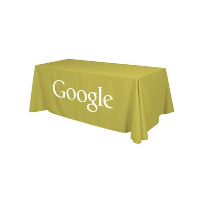 Picture of 4Sided Throw Table Cloth  4ft