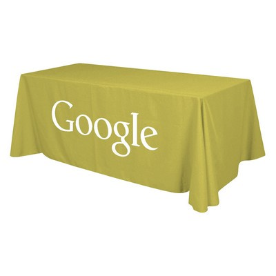 Picture of 4Sided Throw Table Cloth  8ft