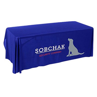 Picture of 3Sided Throw Table Cloth  8ft