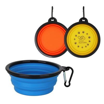 Picture of 350ml Collapsible Silicon Bowl