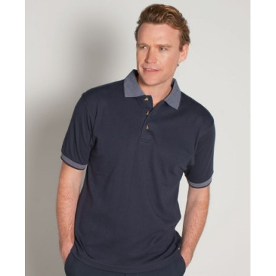 Picture of JBs Drop Needle Polo