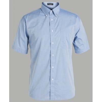 Picture of JBs SS Fine Chambray Shirt