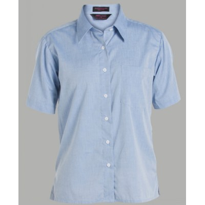 Picture of JBs Ladies Original SS Fine Chambray Shi