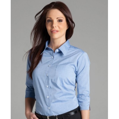 Picture of JBs Ladies Original 34 Fine Chambray Shi
