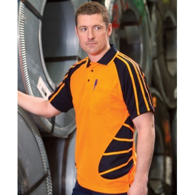 Picture of JBs Hv SS Spider Polo