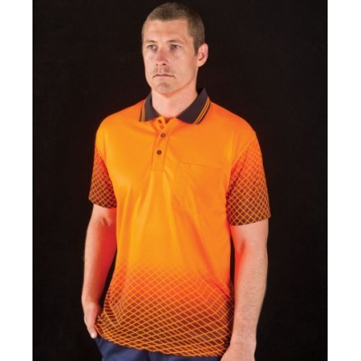 Picture of JBs Hv 4602.1 Net Sub Polo