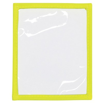 Picture of JBS LOOSE PLASTIC POCKET (25PK) LIME