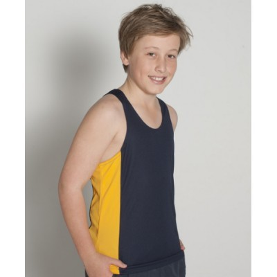 Picture of Podium Kids CTrast Singlet