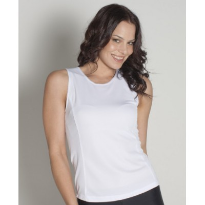 Picture of Pdm Ladies Poly Singlet