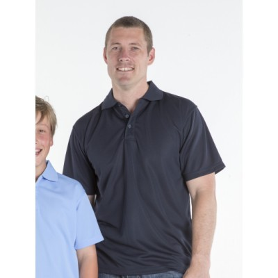 Picture of Podium SS Poly Polo