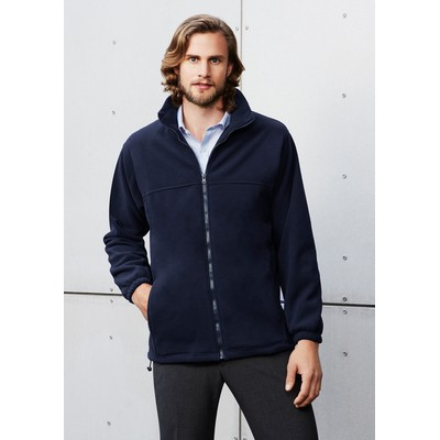 Picture of Mens Plain Micro Fleece Jacket