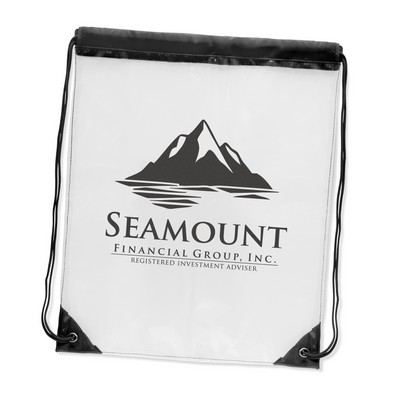 Picture of Clarity Drawstring Backpack