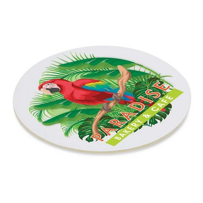 Picture of Cardboard Drink Coaster - Round