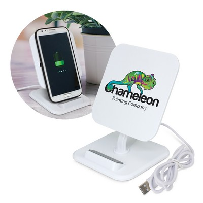 Picture of Phaser Wireless Charging Stand - Square