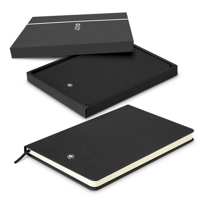 Picture of Swiss Peak Heritage A5 Notebook