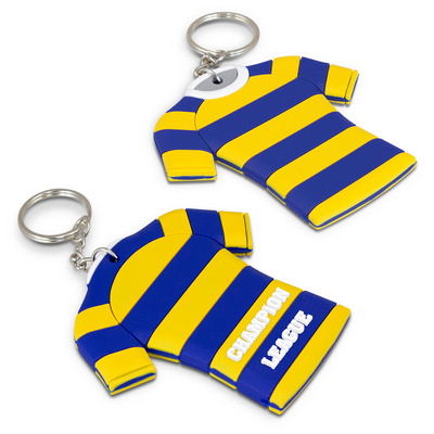 Picture of PVC Key Ring Large - Both Sides Moulded