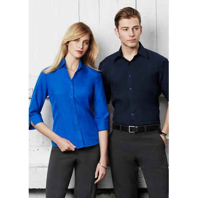 Picture of Ladies Plain Oasis 34 Sleeve Shirt