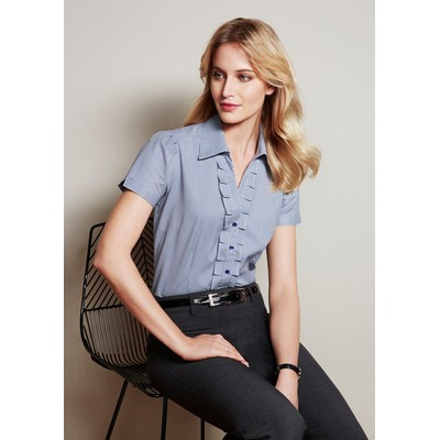 Picture of Ladies Edge Short Sleeve Shirt