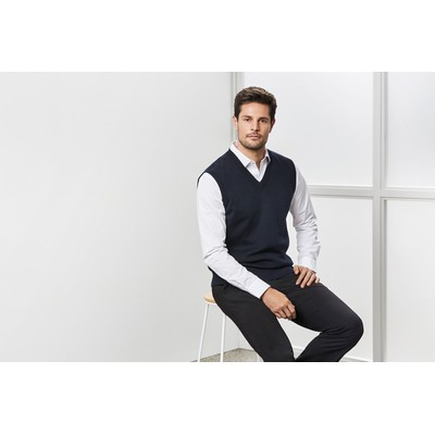 Picture of Mens Woolmix Vest