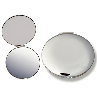 Picture of Silver Compact Mirror