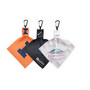 Microfibre Lens Cloth with Carabiner