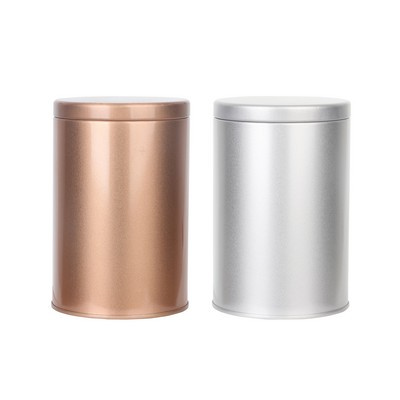 Picture of Medium  Tin Can with Lid (85 x 130mm)