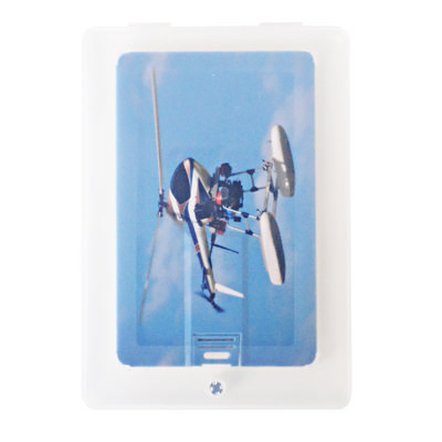 Picture of Clear Magnetic Slim Case