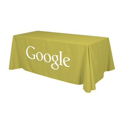 Picture of 4-Sided Throw Table Cloth  6ft