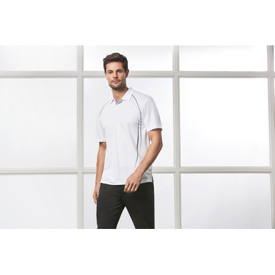 Picture of Mens Cyber Polo