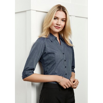Picture of Ladies Trend 34 Sleeve Shirt