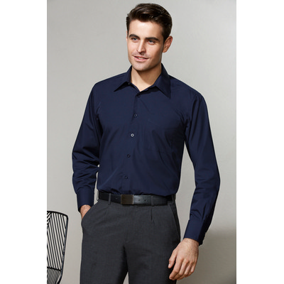 Picture of Mens Metro Long Sleeve Shirt