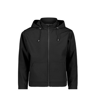 Picture of 3K Softshell Hoodie - Kids