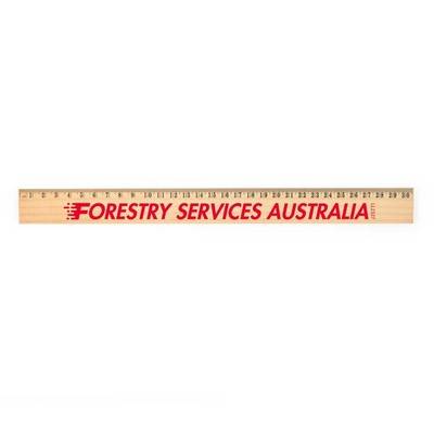 Picture of Axis 30cm Wooden Ruler